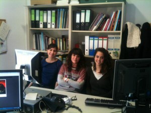 L'Elisenda Almirall, la Montse Medina i la Marina Padilla són viquipedistes resident del Museu Víctor Balaguer