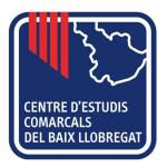 logotip Centre d'Estudis Comarcals del Baix Llobregat