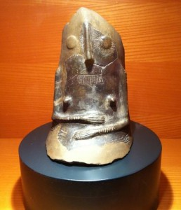 Venus de Gavà, al Museu de Gavà.