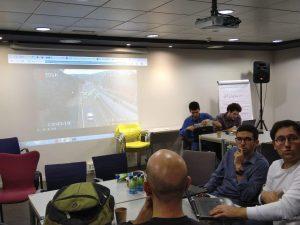 Machine learning per comptar cotxes